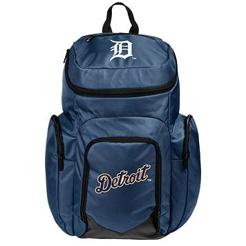 Forever Collectibles Detroit Tigers Traveler Backpack
