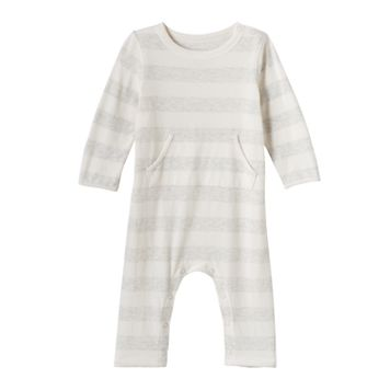 Baby Jumping Beans® Striped Coverall