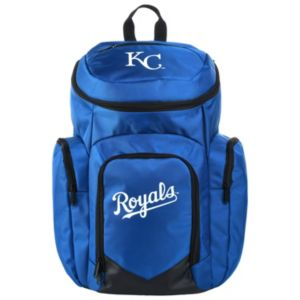 Forever Collectibles Kansas City Royals Traveler Backpack