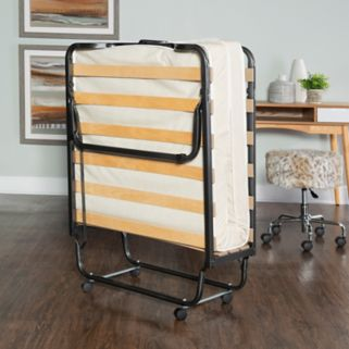 Linon Trento Roll-Away Folding Bed