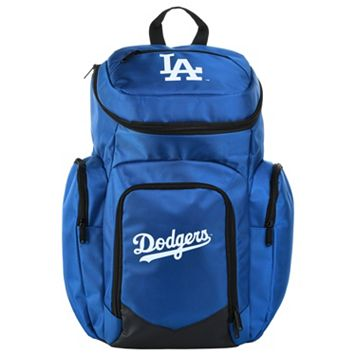 Forever Collectibles Los Angeles Dodgers Traveler Backpack
