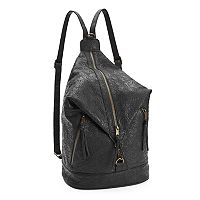 Mudd® Floral Embossed Backpack