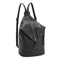 Mudd® Floral Embossed Backpack