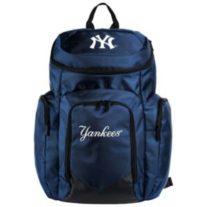 Forever Collectibles New York Yankees Traveler Backpack