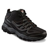 Skechers After Burn Memory Fit Geardo Men's Mid-Top Shoes