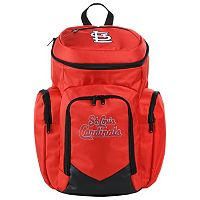 Forever Collectibles St. Louis Cardinals Traveler Backpack