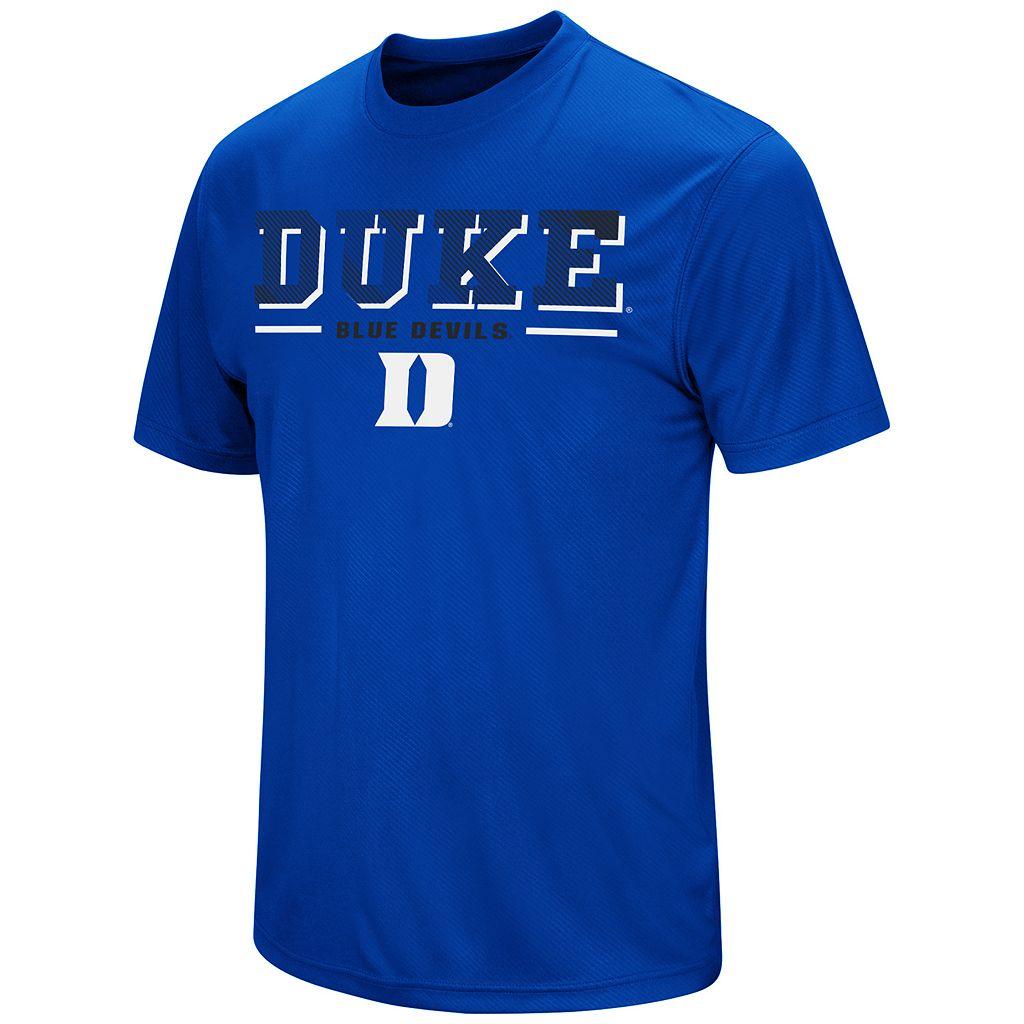 Men's Campus Heritage Duke Blue Devils Embossed Tee