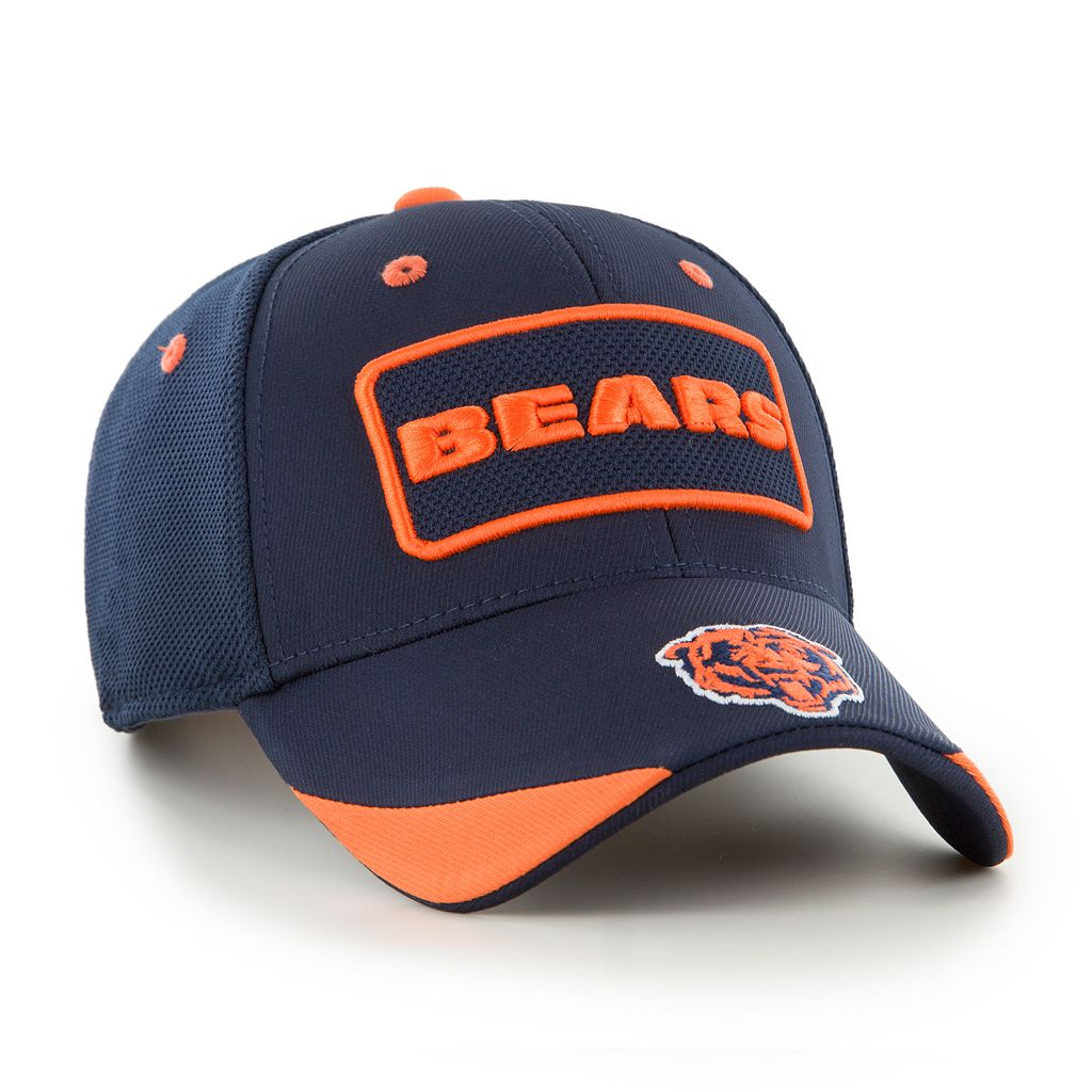Adult '47 Brand Chicago Bears Quick Step MVP Adjustable Cap