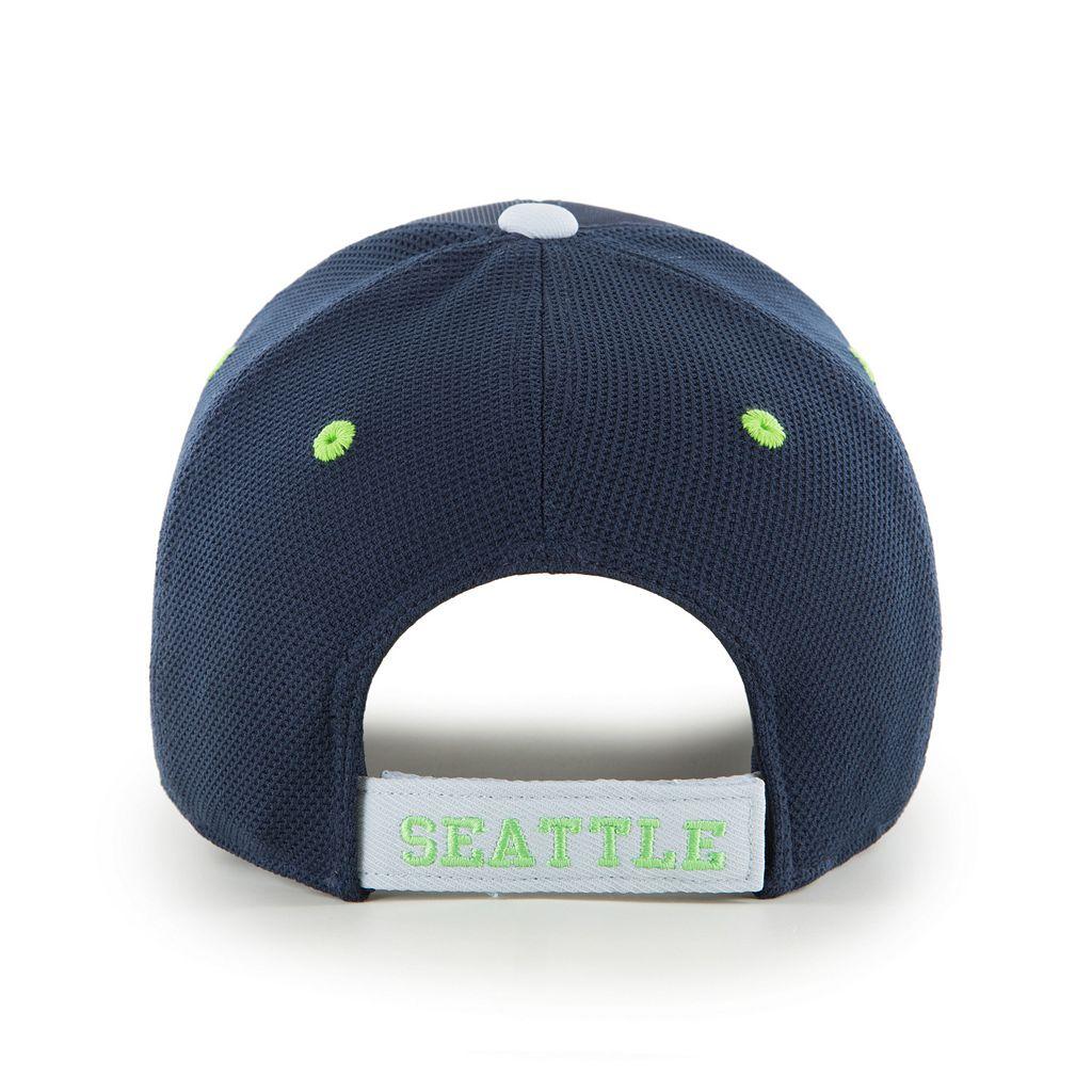 Adult '47 Brand Seattle Seahawks Quick Step MVP Adjustable Cap