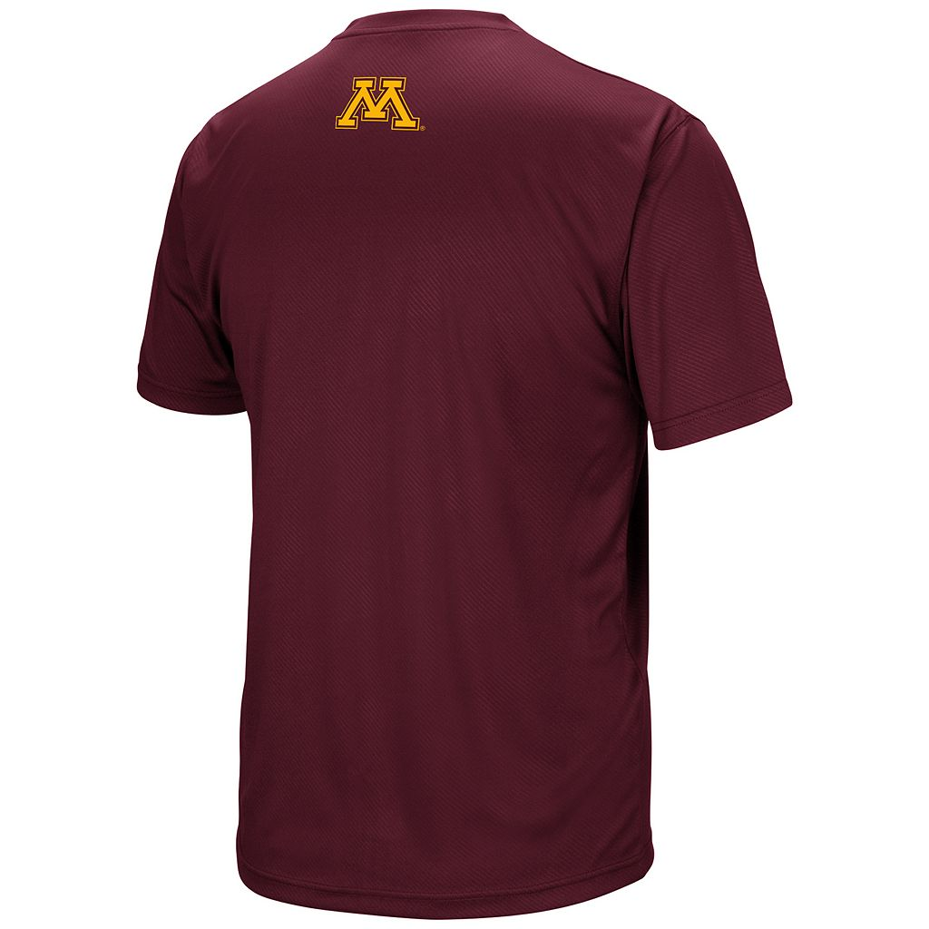 Men's Campus Heritage Minnesota Golden Gophers Embossed Tee