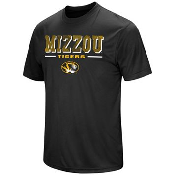 Men's Campus Heritage Missouri Tigers Embossed Tee