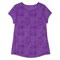 Girls 4-6x New Balance Space-Dyed Slubbed Tee