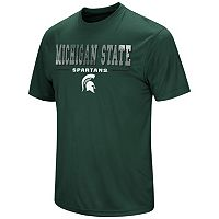 Men's Campus Heritage Michigan State Spartans Embossed Tee