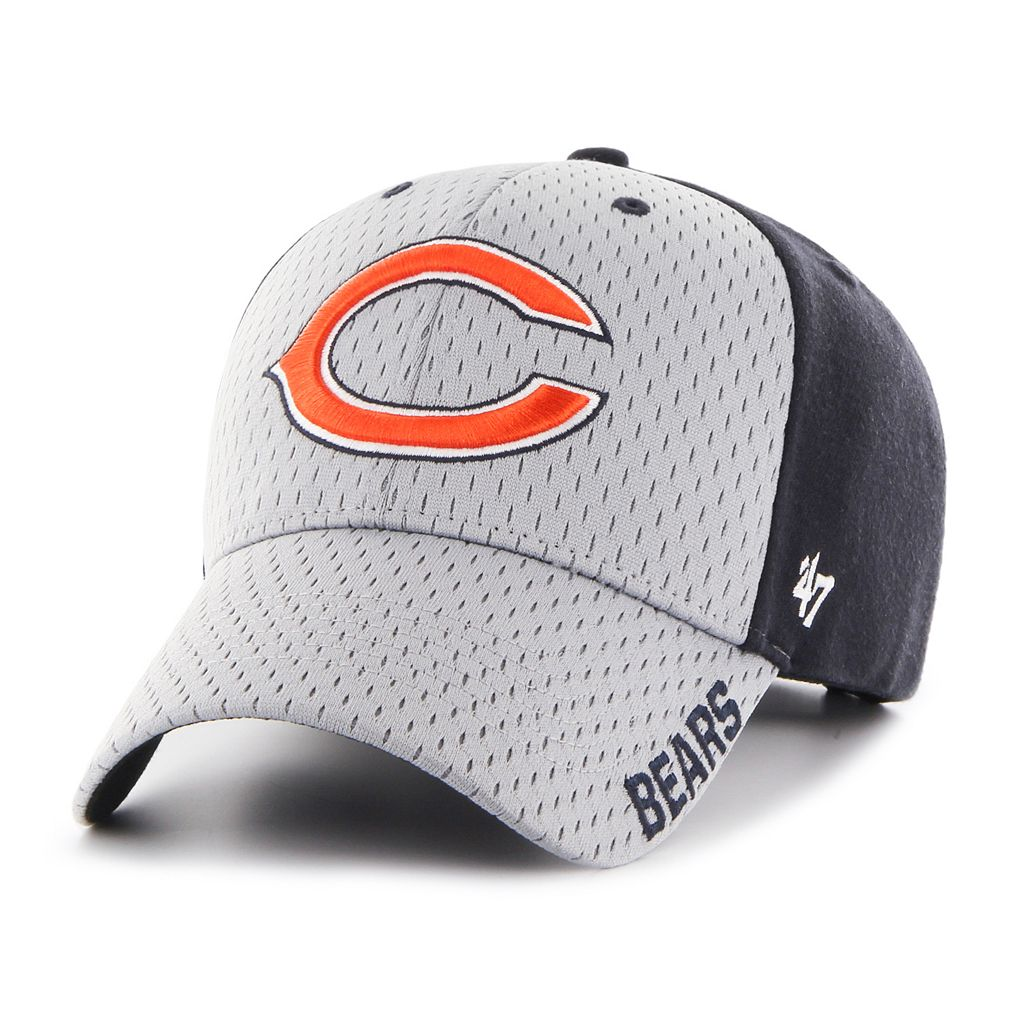 Adult '47 Brand Chicago Bears Feeney MVP Adjustable Cap