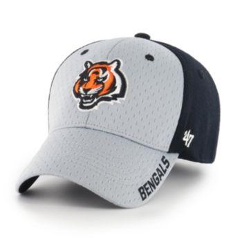 Adult '47 Brand Cincinnati Bengals Feeney MVP Adjustable Cap