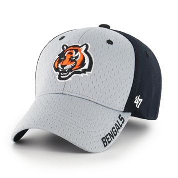 Adult '47 Brand Cincinnati Bengals Feeney MVP Adjustable Cap