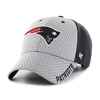 Adult '47 Brand New England Patriots Feeney MVP Adjustable Cap