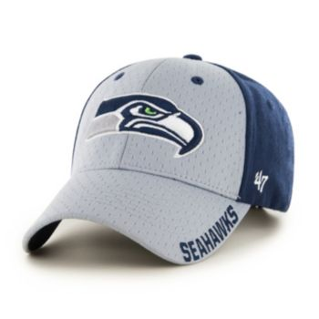 Adult '47 Brand Seattle Seahawks Feeney MVP Adjustable Cap