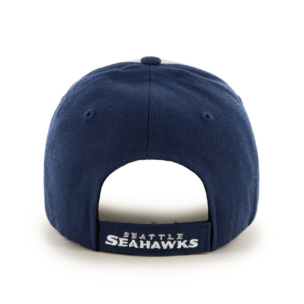 Adult '47 Brand Seattle Seahawks Feeney MVP Adjustable Cap