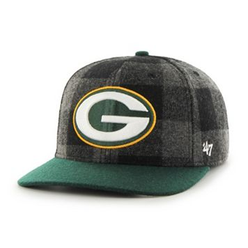 Adult '47 Brand Green Bay Packers Vessel MVP Adjustable Cap