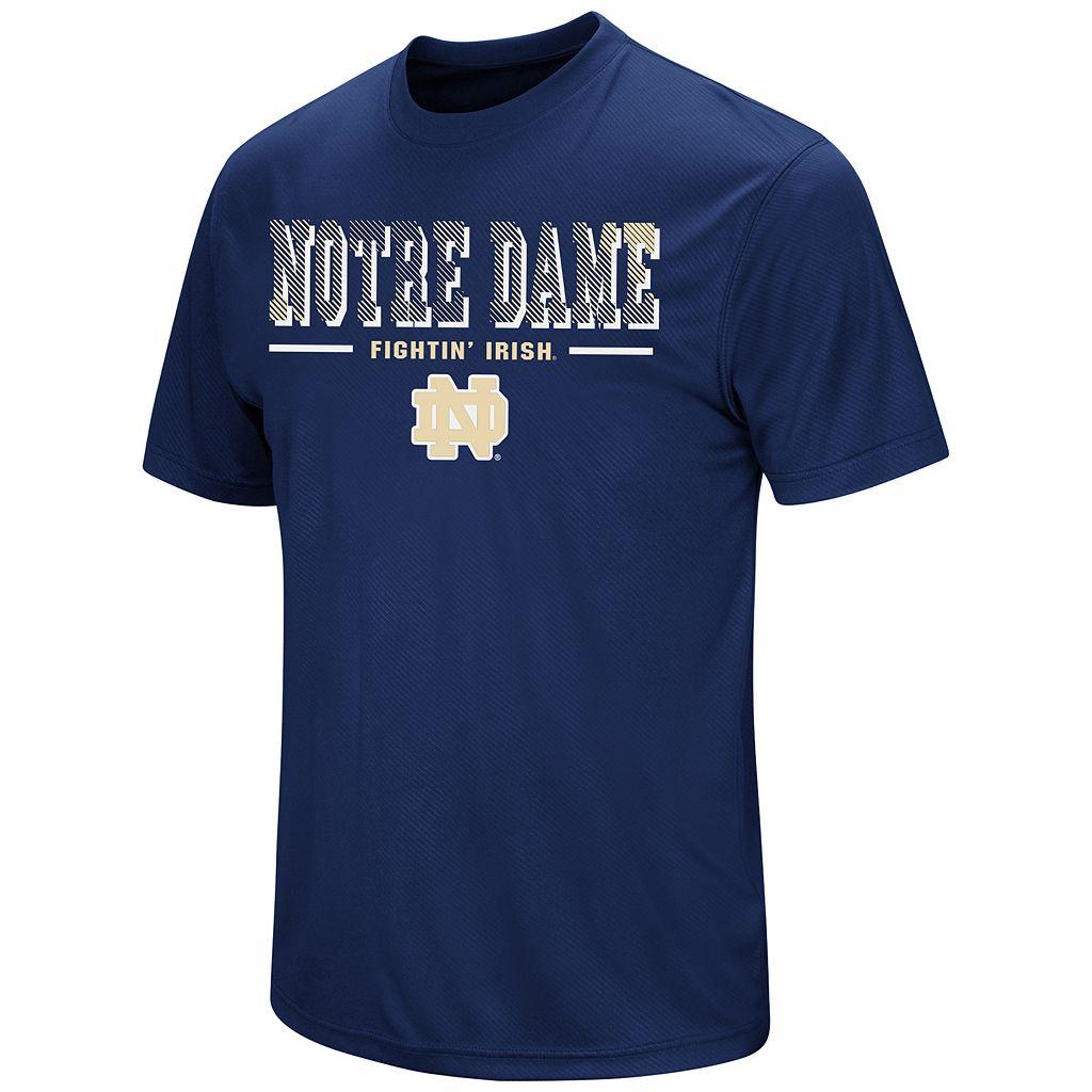 Men's Campus Heritage Notre Dame Fighting Irish Embossed Tee