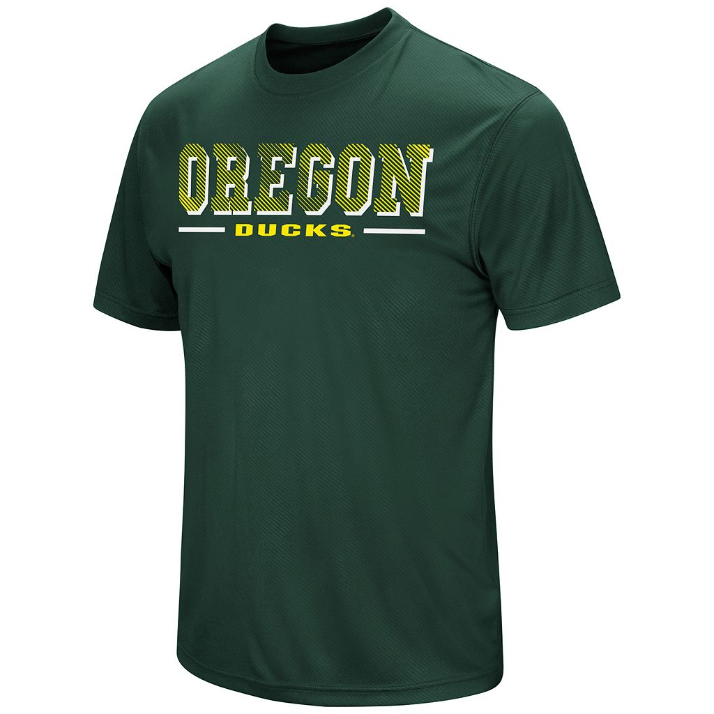 Men's Campus Heritage Oregon Ducks Embossed Tee