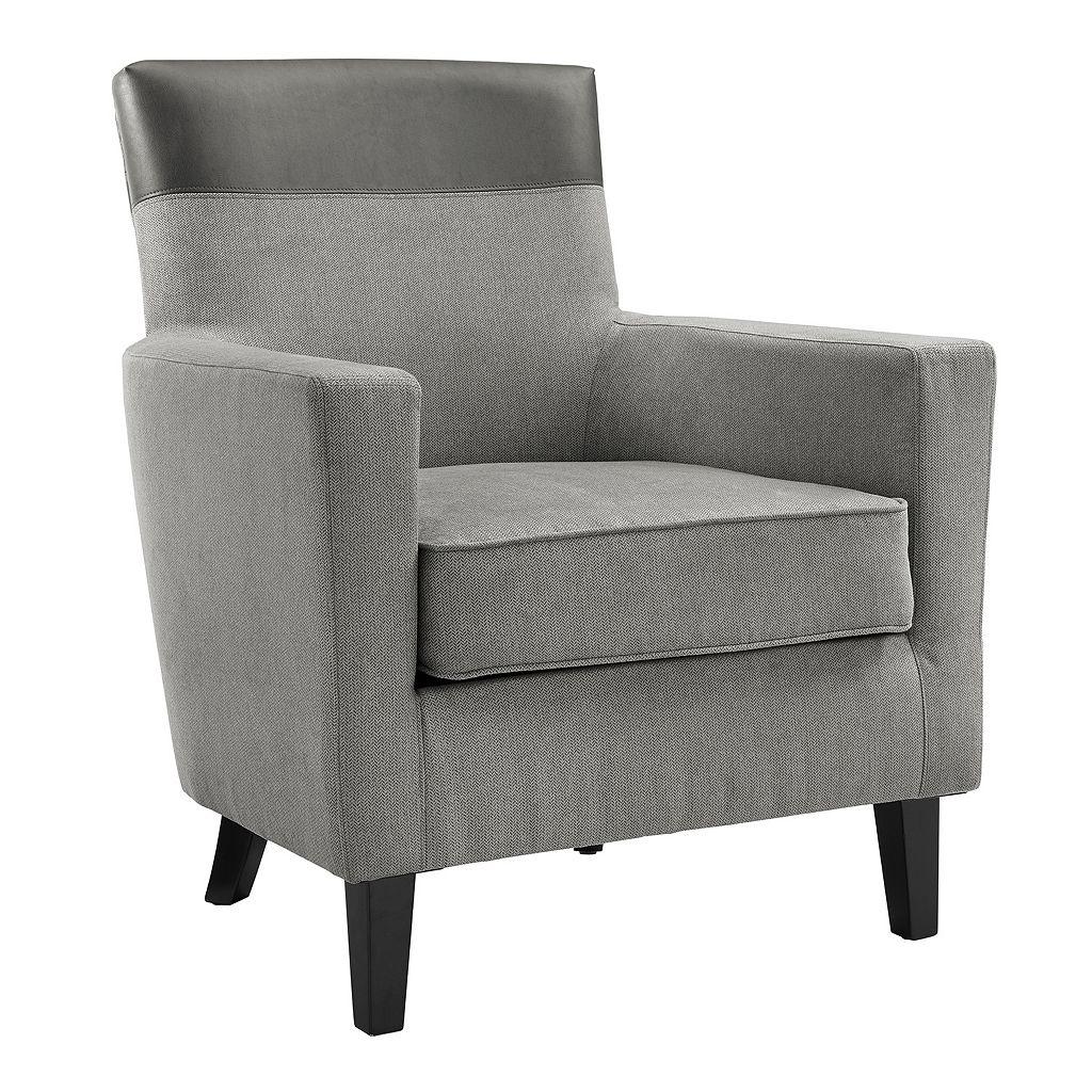 Linon Libra Arm Chair