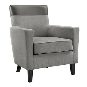 Linon Libra Arm Chair