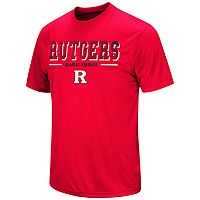 Men's Campus Heritage Rutgers Scarlet Knights Embossed Tee