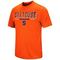 Men's Campus Heritage Syracuse Orange Embossed Tee