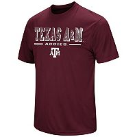 Men's Campus Heritage Texas A&M Aggies Embossed Tee