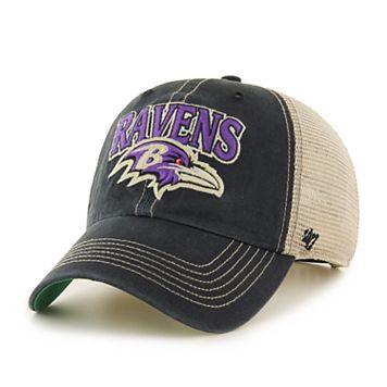 Adult '47 Brand Baltimore Ravens Tuscaloosa Adjustable Cap