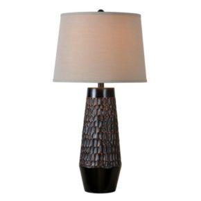Kenroy Home Vienna Honeycomb Table Lamp