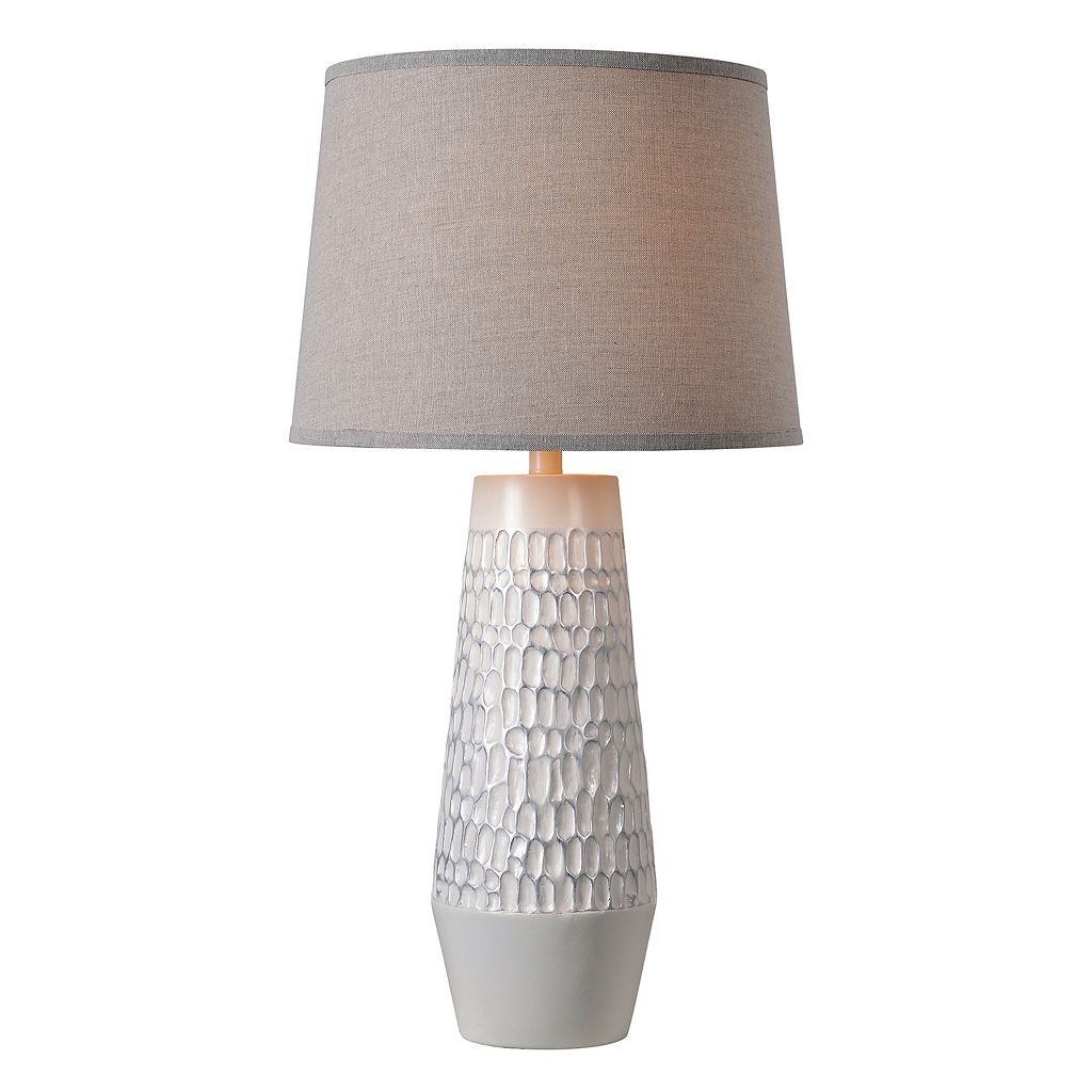 Kenroy Home Vienna Honeycomb Table Lamp
