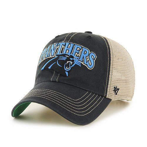 1db4f91298e Adult  47 Brand Carolina Panthers Tuscaloosa Adjustable Cap