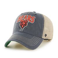 Adult '47 Brand Chicago Bears Tuscaloosa Adjustable Cap