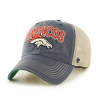 Adult '47 Brand Denver Broncos Tuscaloosa Adjustable Cap