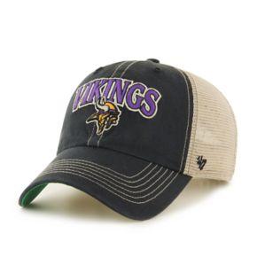 Adult '47 Brand Minnesota Vikings Tuscaloosa Adjustable Cap