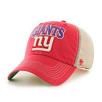 Adult '47 Brand New York Giants Tuscaloosa Adjustable Cap