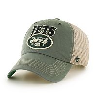 Adult '47 Brand New York Jets Tuscaloosa Adjustable Cap