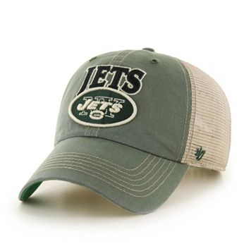 Adult '47 Brand New York Jets Tuscaloosa Adjustable Cap