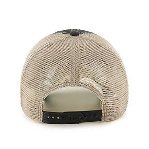 Adult '47 Brand Oakland Raiders Tuscaloosa Adjustable Cap