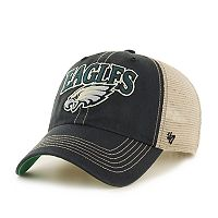 Adult '47 Brand Philadelphia Eagles Tuscaloosa Adjustable Cap