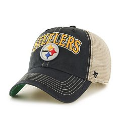 Adult '47 Brand Pittsburgh Steelers Tuscaloosa Adjustable Cap