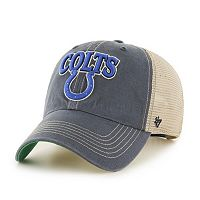 Adult '47 Brand Indianapolis Colts Tuscaloosa Adjustable Cap