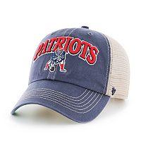 Adult '47 Brand New EnglandPatriots Tuscaloosa Adjustable Cap
