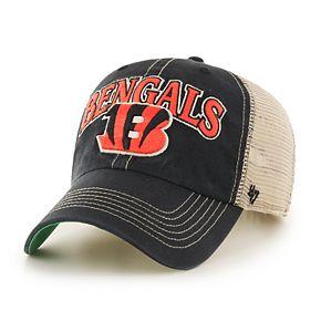 Adult '47 Brand Cincinnati Bengals Tuscaloosa Adjustable Cap