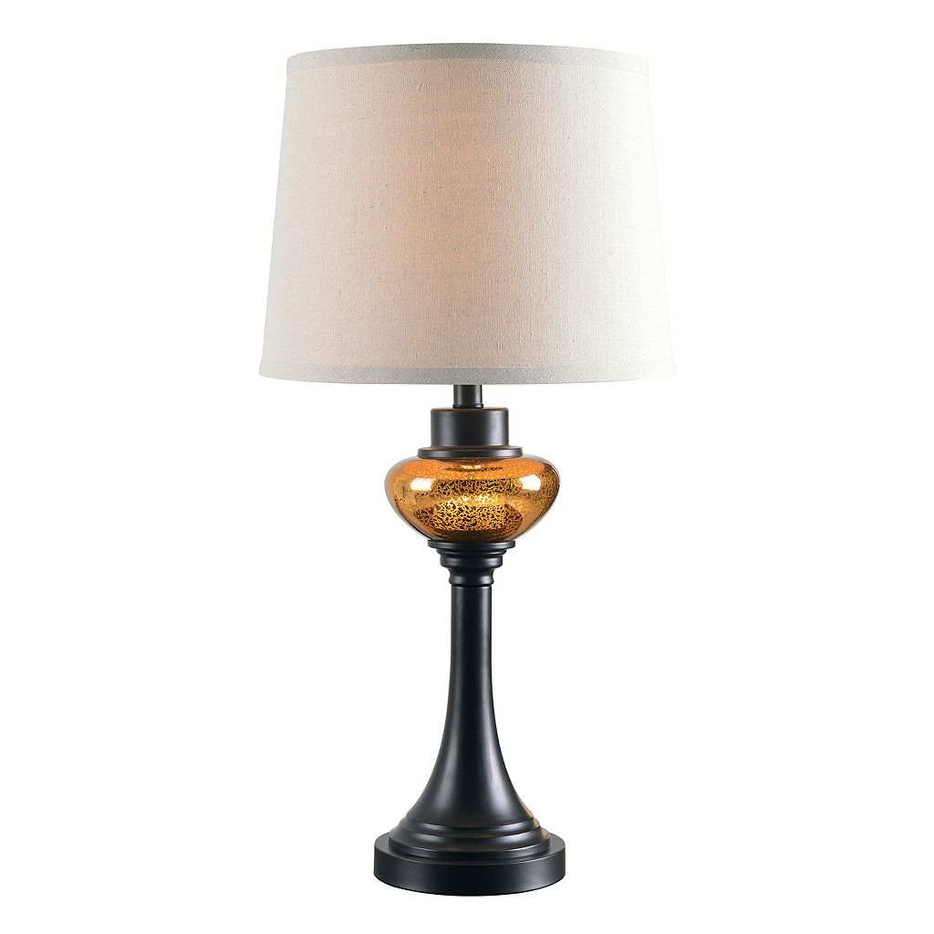 Kenroy Home Trumpet Table Lamp