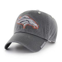 Adult '47 Brand Denver Broncos Ice Adjustable Cap