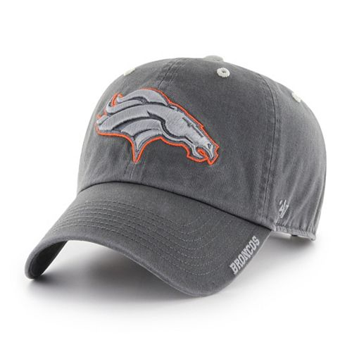 Adult '47 Brand Denver Broncos Ice Adjustable Cap